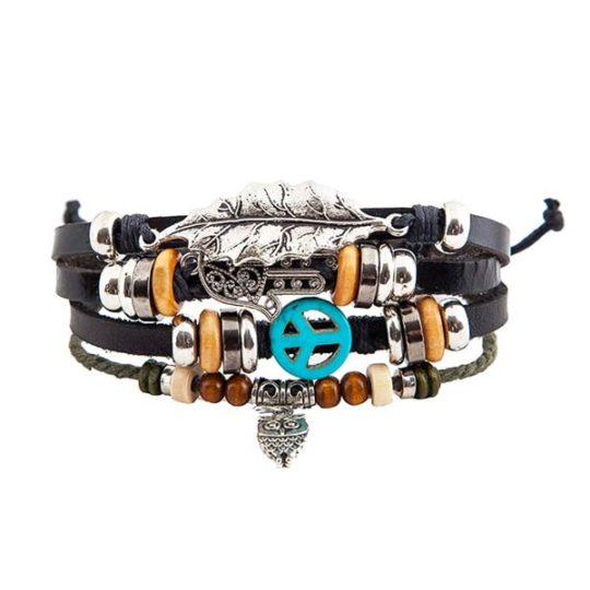 armband-boho-ibizastyle-peace-bedelarmband-zilverkleur-movastyling