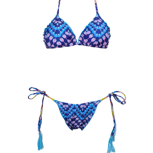 bloem-flower-print-brazilian-bottom-bikiniset-kwastjes-tassels-triangletop-blauw-blue-pink-movastyling