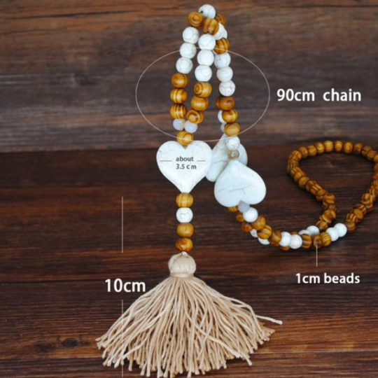 ketting-kralen-hout-rhinestone-harten-wood-bohemian-size-table-movastyling