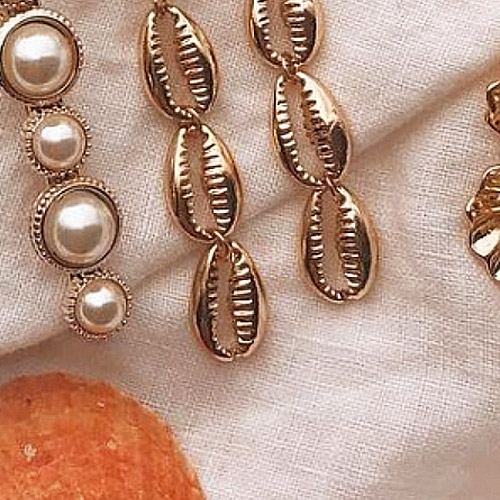 oorbellen-cowrie-shelp-goudkleur-shell-long-size-earringset-boho-vintage-strand-beach-zomer-movastyling