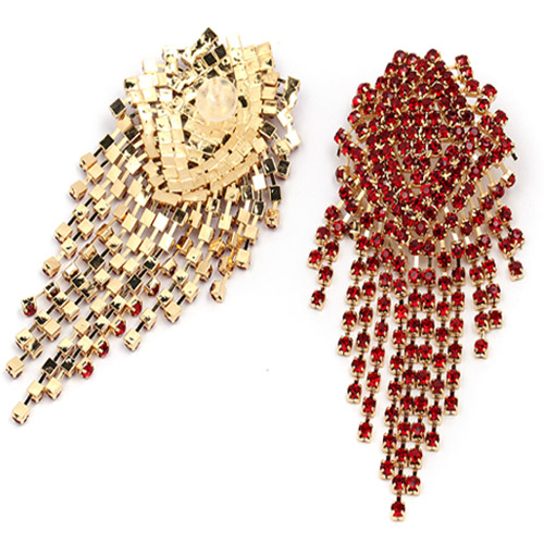 oorbellen-earrings-dazzling-strass-zirconia-bordeaux-red-gold-donker-rood-goud-chique-backside-movastyling