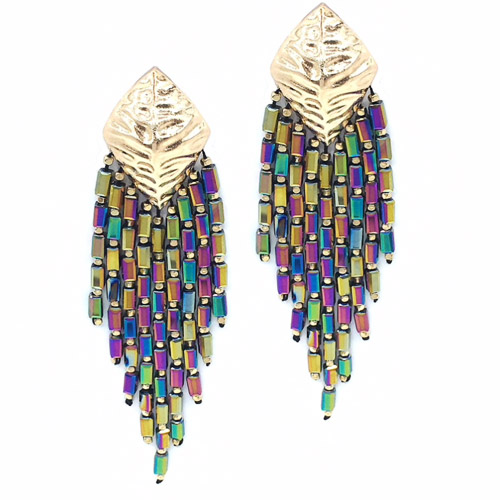 oorbellen-earringset-sieraden-bijoux-shell-drop-earrings-schelp-goudkleur-gold-multicolor-movastyling