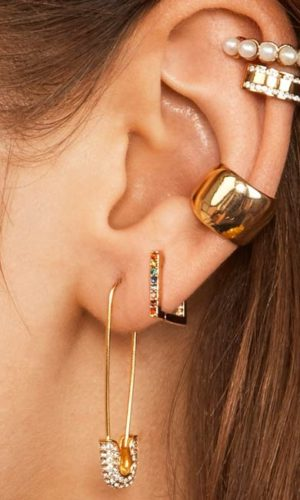 oorbellen-safetypin-earring-punk-fashion-silver-strass-gold-movastyling