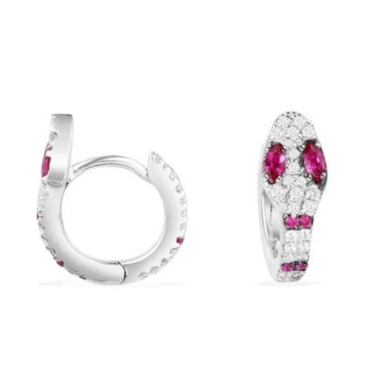 oorringen-hoops-creolen-zirconia-zilverkleur-roze-movastyling